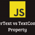 In this video, you will learn what is the key difference between innertext and textcontent property in javascript. [crayon-5d2ff02a97af5516953668/]   [crayon-5d2ff02a97aff929500389/]   [crayon-5d2ff02a97b04851165361/]