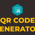 How to Generate QR code in Javascript
