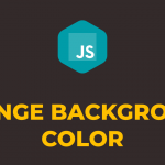 How to Change Background Color in Javascript